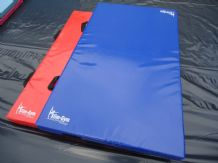 "10FT x 5FT x 4"" THICK (610gsm) Safety Matress Crash Mat (DARK BLUE)"